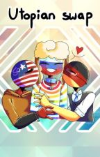 Utopian Swap/2P AU (Countryhumans) by Indra_Reaper