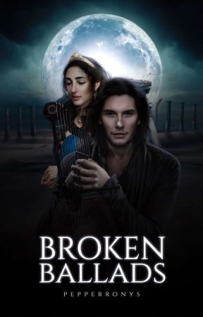 Broken Ballads ─ 𝐆𝐀𝐌𝐄 𝐎𝐅 𝐓𝐇𝐑𝐎𝐍𝐄𝐒 by pepperronys