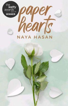 Paper Hearts (Pemenang Wattys2019) by naya_hasan