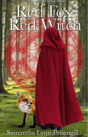 Red Fox Red Witch by Sammypett