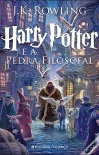 Harry Potter e A Pedra Filosofal by VanderleiaAff