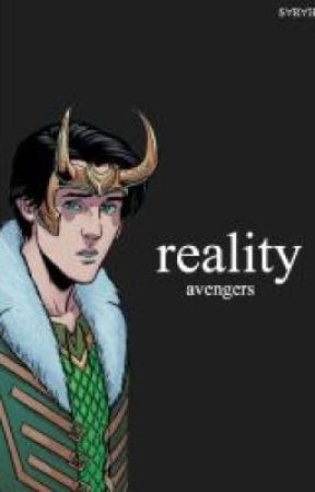 reality. / marvel by 1800SARAH