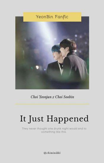 It Just Happened    YeonBin
