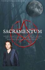 SACRAMENTUM (Covenant/Latin) by SensationalSleeping