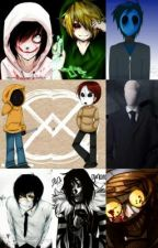 creepypasta boyfriend/girlfriend scenarios by emo_angel02