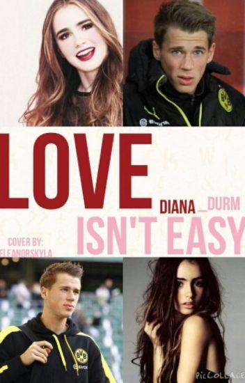 Love isn't easy || E.D