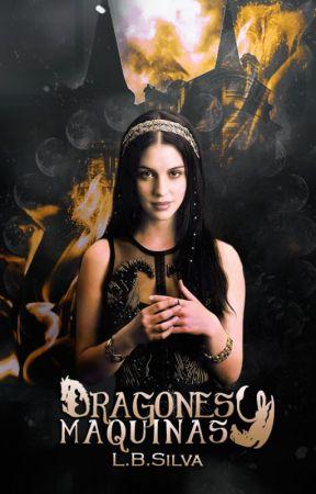 Dragons & Machines by LBSilva