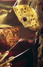 A Friday on Elm Street (Jason and Freddy Crossover) by Ice_Loves_Horror