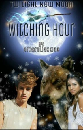 Twilight new moon witching hour  by dreamlighting
