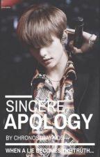 Sincere Apology|Hwang Hyunjin|upcoming by ChronoStrayKids