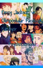 Percy Jackson  Ve Olimposlular Facebooka Katılıyor by PsychoDemigod