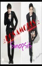 """""""2 AMORES"""" by FanFicsCorea"""
