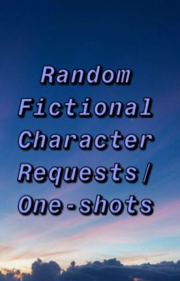 Fictional Character Imagines