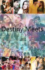 Destiny Meets by AdiYa_Life