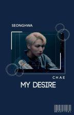 my desire | seonghwa by _sanchoi