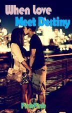 When love meet destiny by finkfink