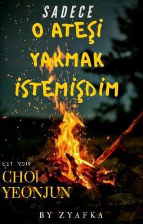 Sadece O Ateşi Yakmak İstemişdim|CYJ by Zyafka