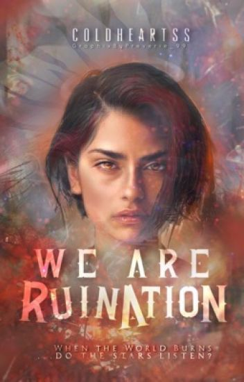 WE ARE RUINATION