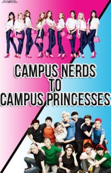 Campus Nerds To Campus Princess [ExoShidae] Finished ♡