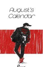 August's Calendar  by Sans_15