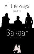 All the ways lead to Sakaar by GrandmasterDisaster
