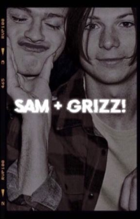 SAM & GRIZZ ( plot shop ) by thesocietynflx