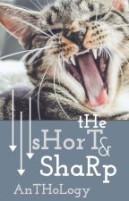 The Short & Sharp Anthology by The_Bookshop