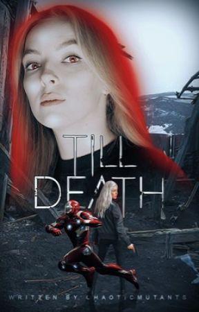 TILL DEATH   T.STARK by chaoticmutants
