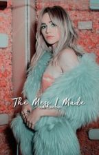 The Mess I Made ─ A. Taylor-Johnson by outrojennie