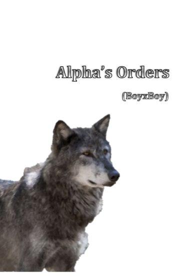 Alpha's Orders (BoyxBoy)