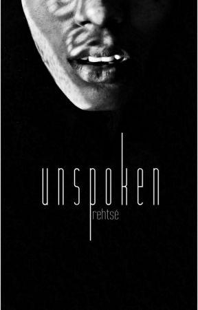 unspoken by shadowedoath