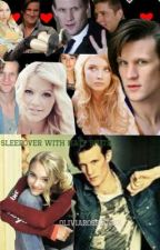 Sleepover With Matt Smith by oliviaroselover