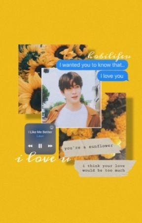 I Love U| jung jaehyun by -hobilifeu-