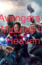 Avengers Seven Minutes in Heaven  by Marvelgrl47