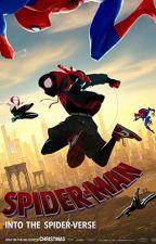 Spider-man: Into the Spider-verse: Spider Noir x oc by user14992466