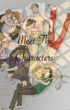 Meet the Characters by CrystalWolf2004