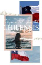 Típicos De Rayita Estilo Chile by chileanxgirl