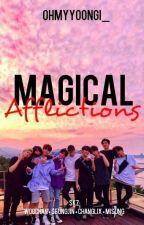 Magical Afflictions  SKZ Hogwarts AU  by OhMyYoongi_