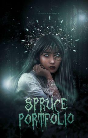 spruce | portfolio by enternalia
