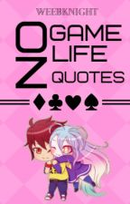 No Game No Life - Quotes by weebknight