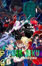 Spider Deku Into The Spiderverse by SuperStriker642
