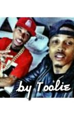 tyga and august alsina imagines! by Toolie__