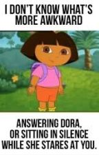 Dora The Amazing Explorer by PerfectlyUnderstood