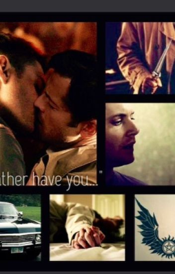 Destiel/sabriel one shots