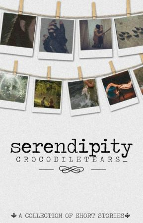 Serendipity by crocodiletears_