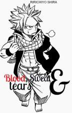 Blood , Sweat and Tears (Nalu Fanfantic) by RirichiyoShira