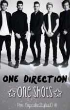 One shots One Direction by CupcakeStyles10