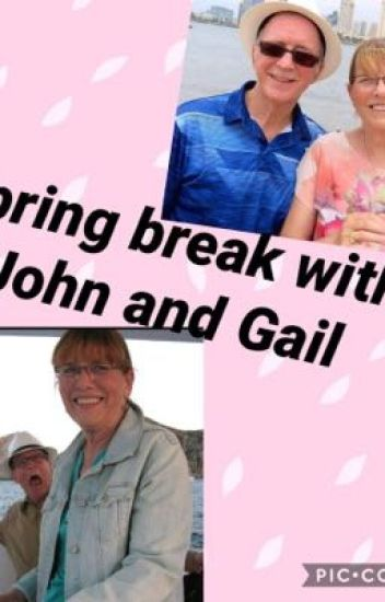 Spring break with John and Gail  book one series