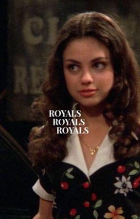 royals ⇢ chandler bing by _LittleRiddles