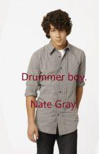 Drummer Boy | Nate Gray. by locogirl-com